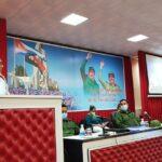 Consejo de Defensa Provincial en Camagüey