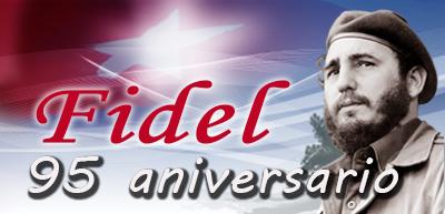 95 aniversario natalicio de Fidel