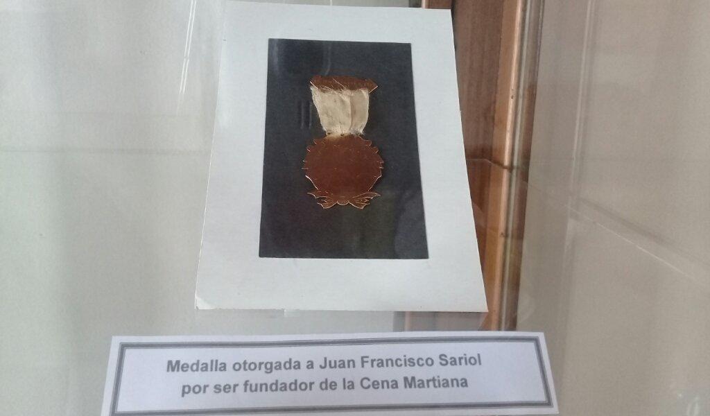 La muestra recoge objetos personales de Juan Francisco Sariol //Foto Eliexer Pelaez Pacheco