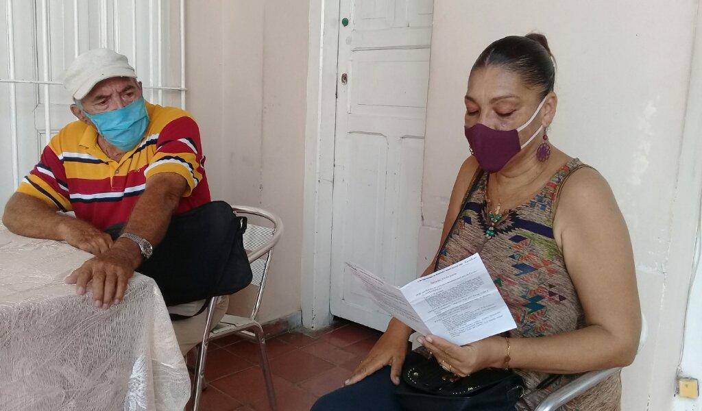 Escritores manzanilleros participaron en el recital de poesías como parte de la jornada literaria nacional //Foto Eliexer Pelaez Pacheco