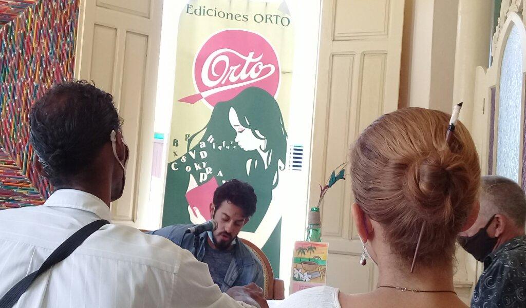La trova estuvo presente en el cierre del evento //Foto Eliexer Pelaez Pacheco